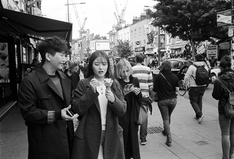 London, 2017. Leica M4, 400 - 35mm - stanleyomar | ello
