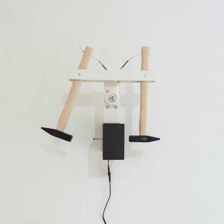 collaboration - kinetic install - gestucks | ello