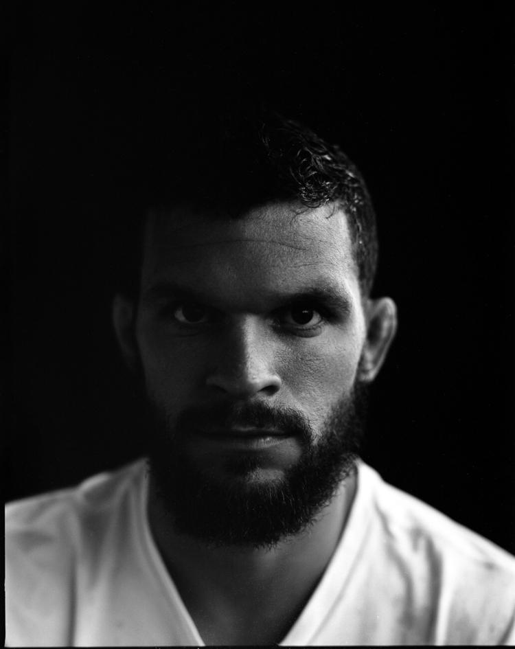 Portrait . Fastest KO finish UF - mokhovyk | ello
