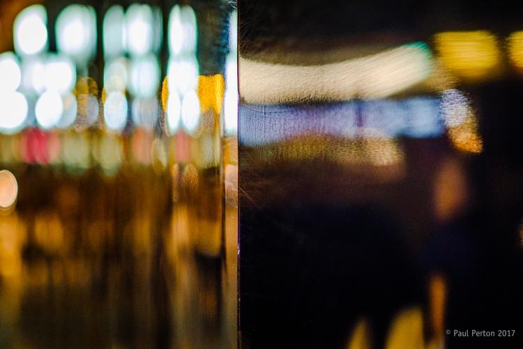 Late night abstract, EC1 Street - paulperton | ello