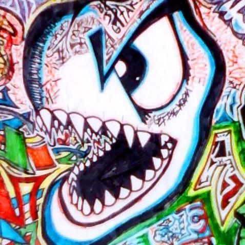 streetart, philadelphia - zenwheely | ello
