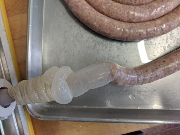 dirty thoughts making sausage - storandelli | ello