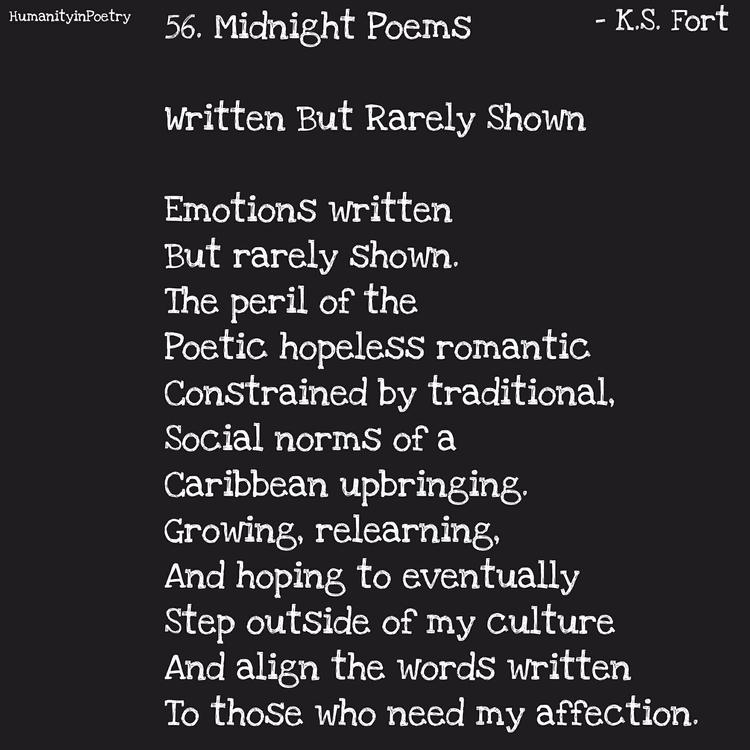 "Link Poem, "" Written Rarely Sho - humanityinpoetry | ello"