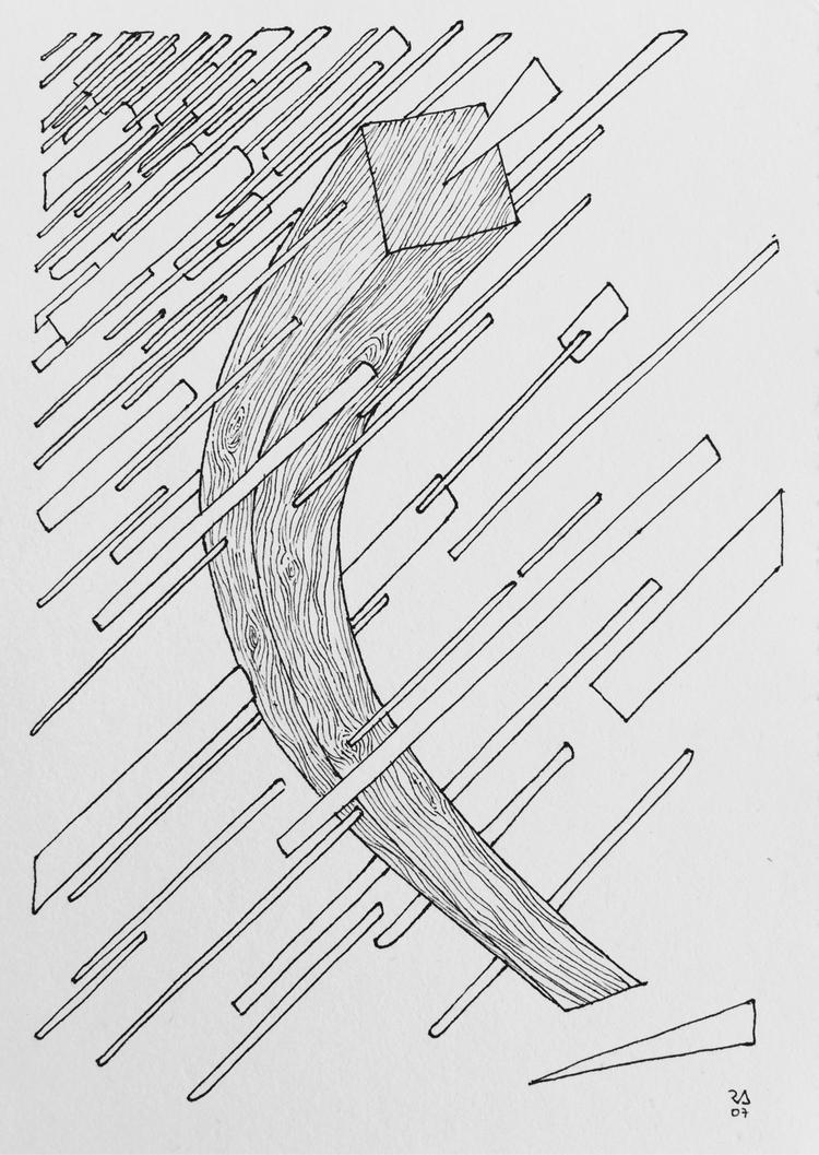 Composition Original piece Pen  - ricardo_acosta | ello