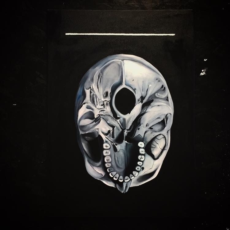 Skull anatomy - fede_poletti | ello