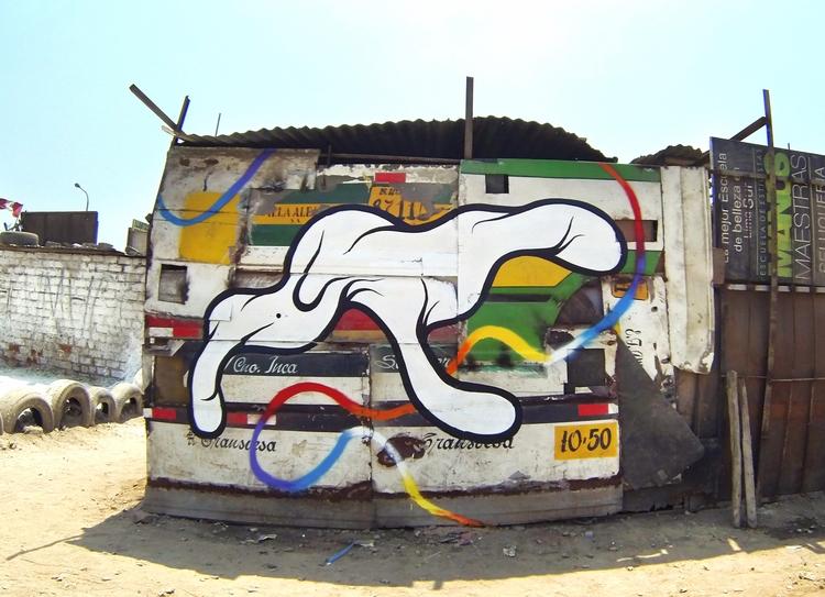 Motor 2016 - xomatok, streetart - xomatok | ello