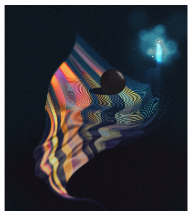 2017 - art, illustration, 3d - esdanielbarreto | ello