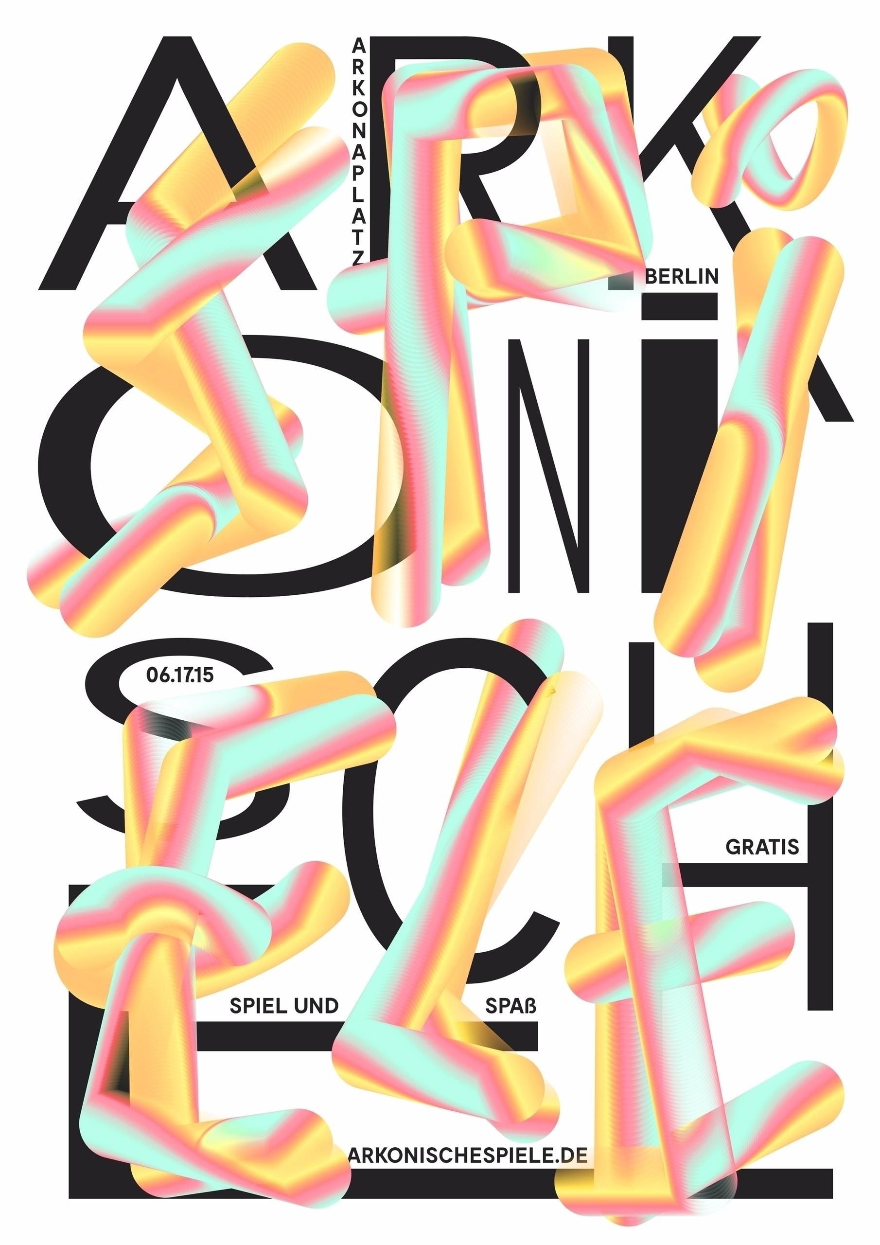poster event place Arkonaplatz - andersbakken | ello