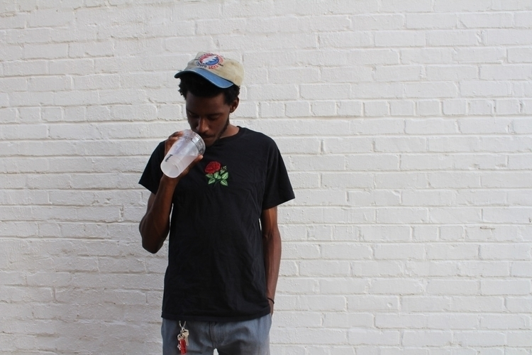 embroidered rose super dope. ch - nobaddays | ello