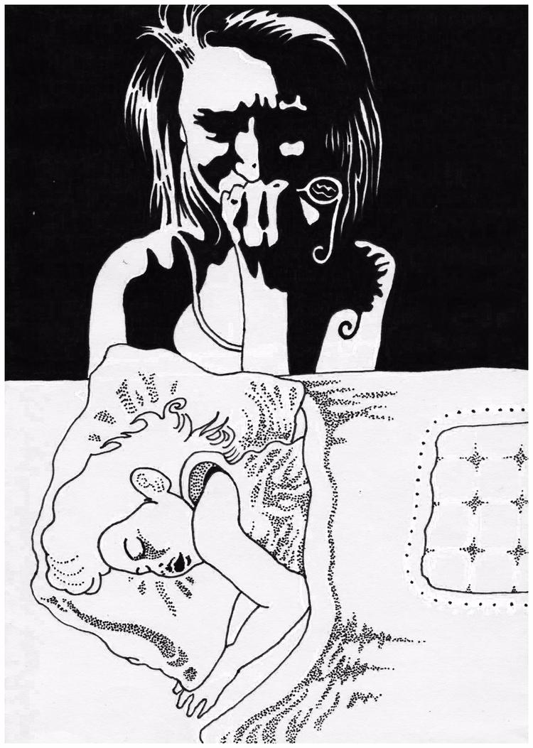 illustration, JDSalinger, UncleWiggily - zhenyayanovich   ello
