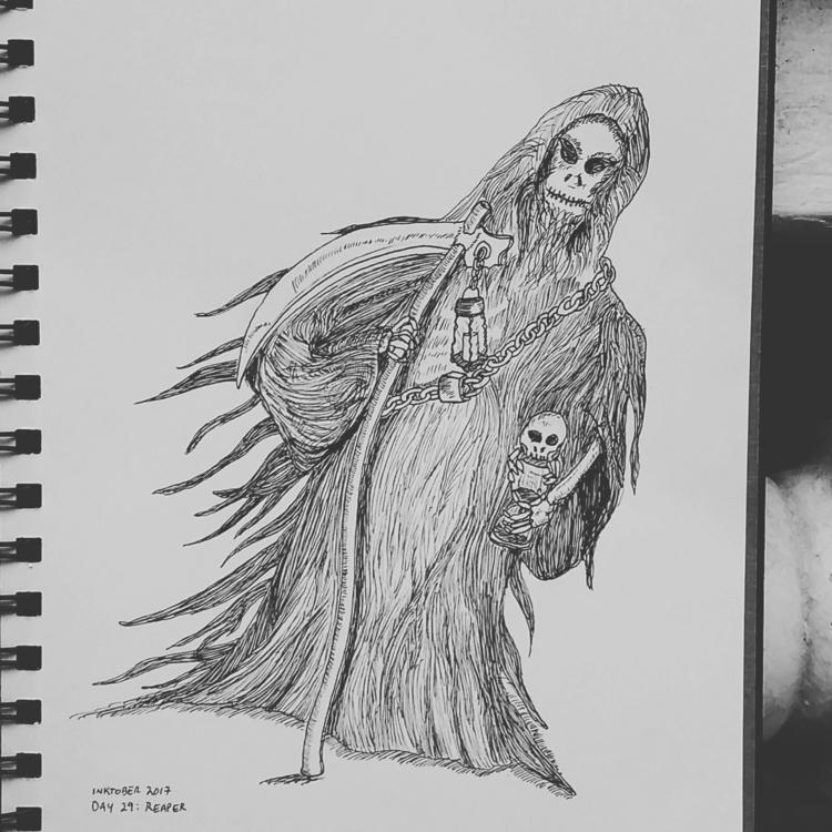 Custom Day 29 - lewisduo, horror - jeremiahlewis | ello