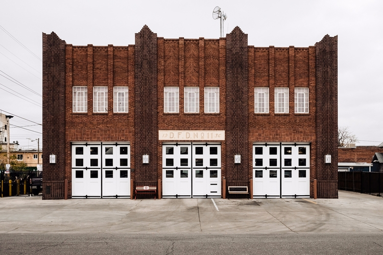 Fire Station 11 Baker - Denver, architecture - cnhphoto | ello