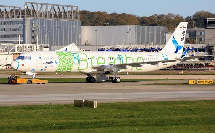 Azores Airlines A321neo - mathiasdueber | ello
