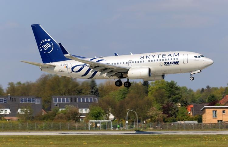 Hamburg Airport / Tarom-Skyteam - mathiasdueber | ello