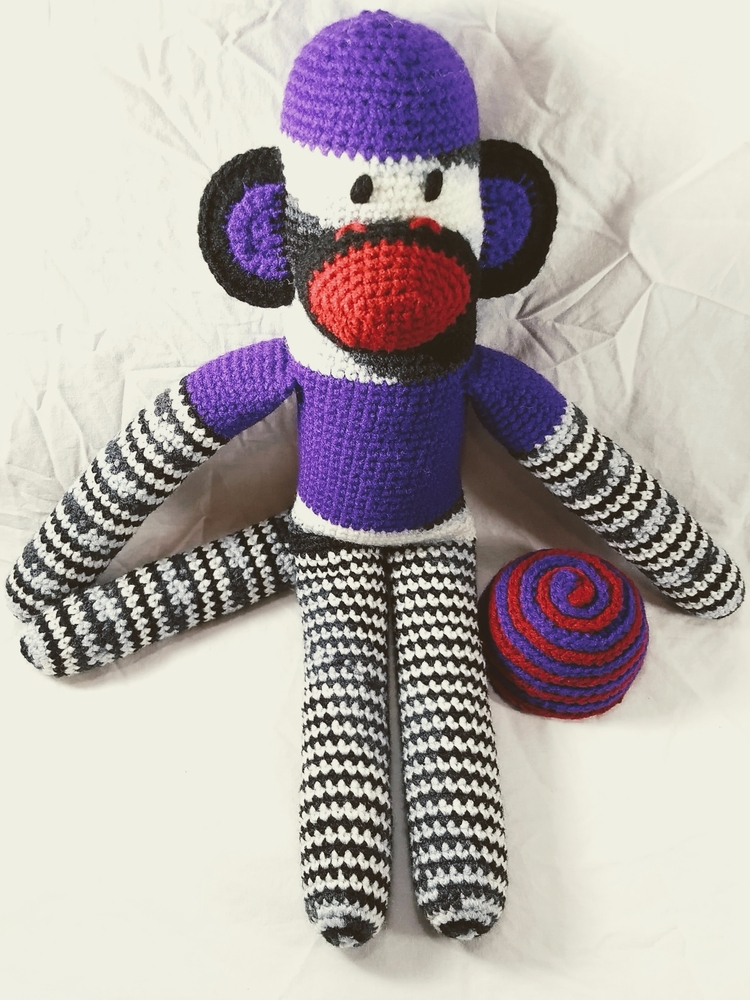 Happy shop today, Zebra Monkey - miniaturemonkeycreations | ello