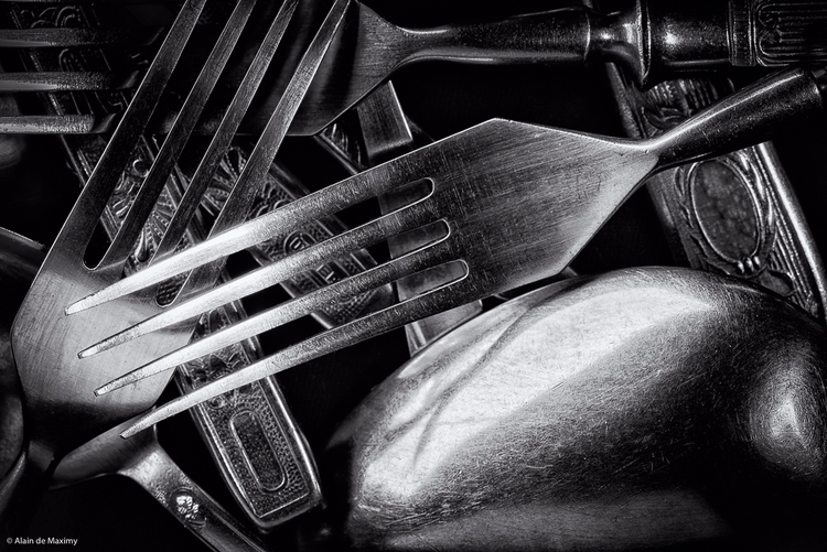 Forks, Knives Spoons [1 - photography - maximy   ello