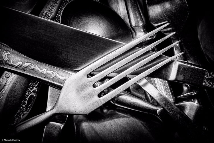 Forks, Knives Spoons [2 - photography - maximy | ello