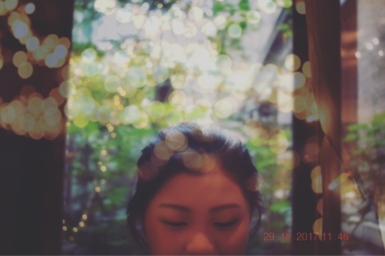 Fairy lights fairy girl - photography - sundaenotsunday | ello