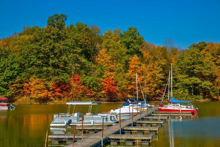 Fall color docks - donwisejr | ello