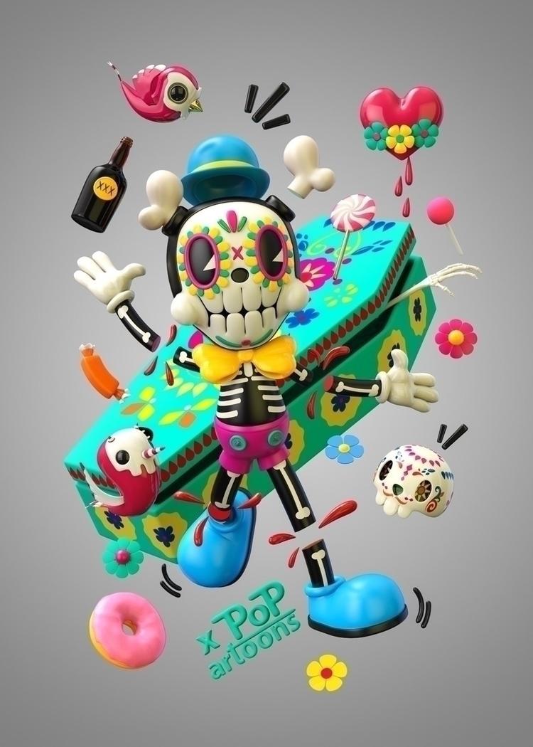Happy Halloween! Popartoons unp - theodoru | ello