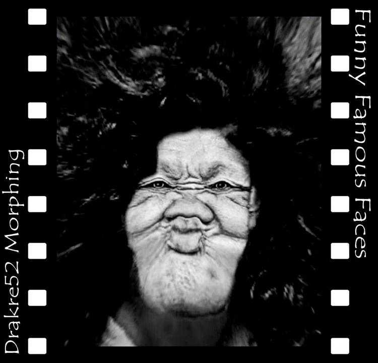 Funny Faces Morphing. film: Mor - drakre52 | ello