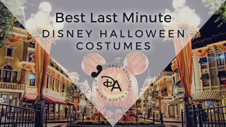 Top 5 DIY Minute Disney Hallowe - disneyadulting | ello
