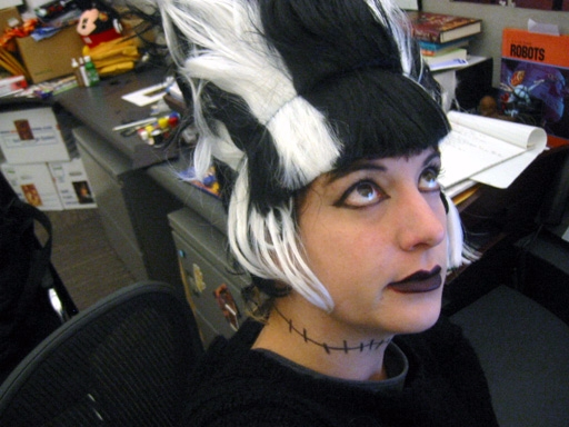 Read turned Halloween costume f - bonniegrrl | ello
