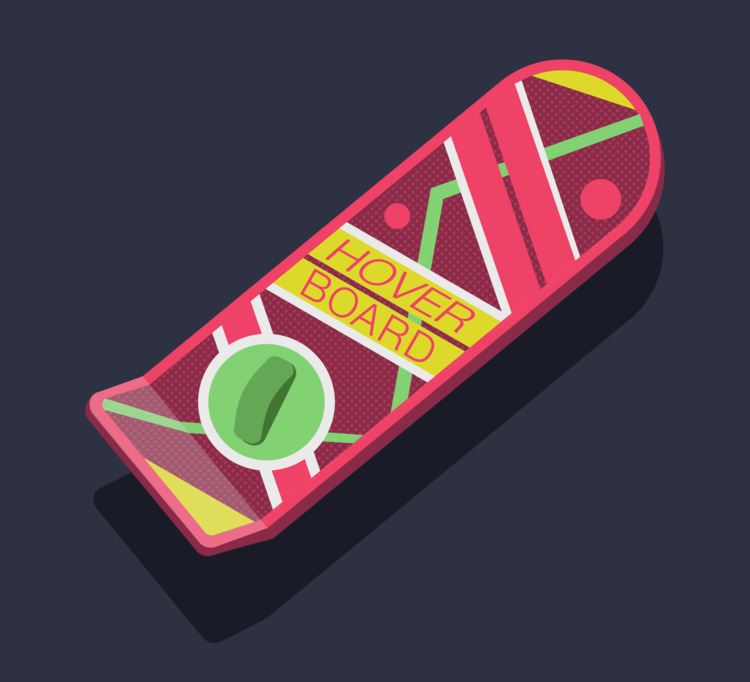Hoverboard future II Submitted - plinioniitz | ello