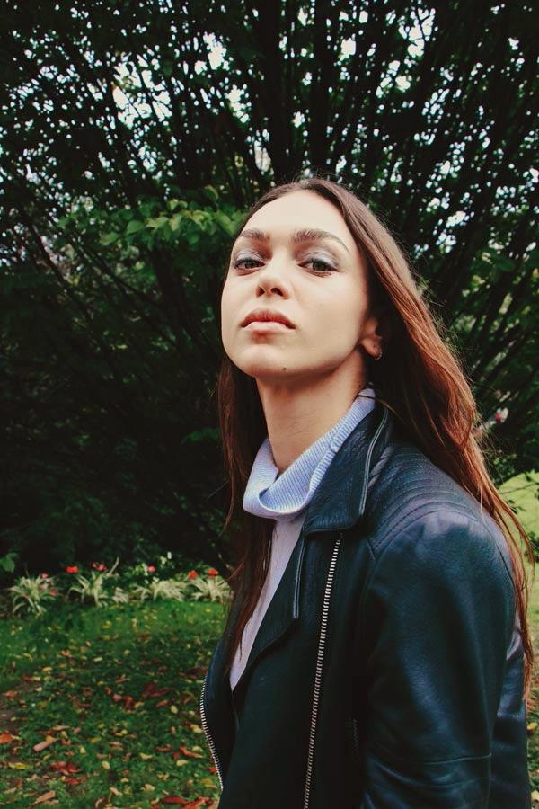 Zhenia Katava  - fashionsnap | ello