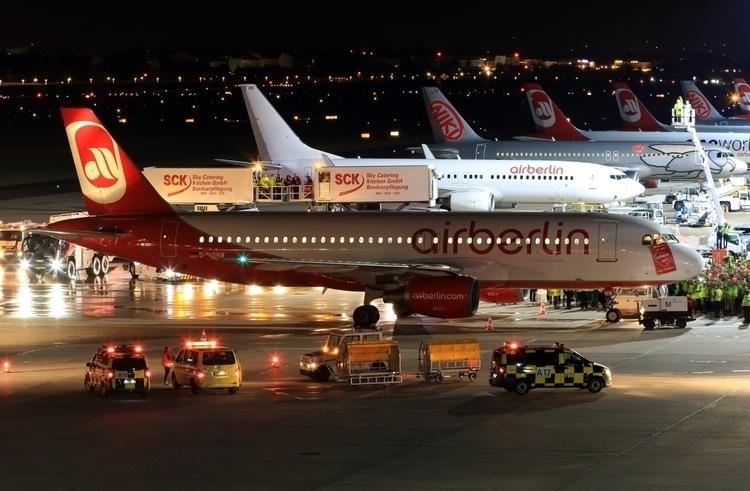 Air Berlin - eu_spotters, planespotting - mathiasdueber | ello