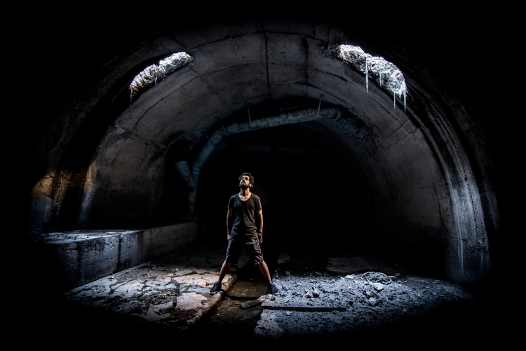Underground.  - sewer, tunel, light - dalwenphotography | ello