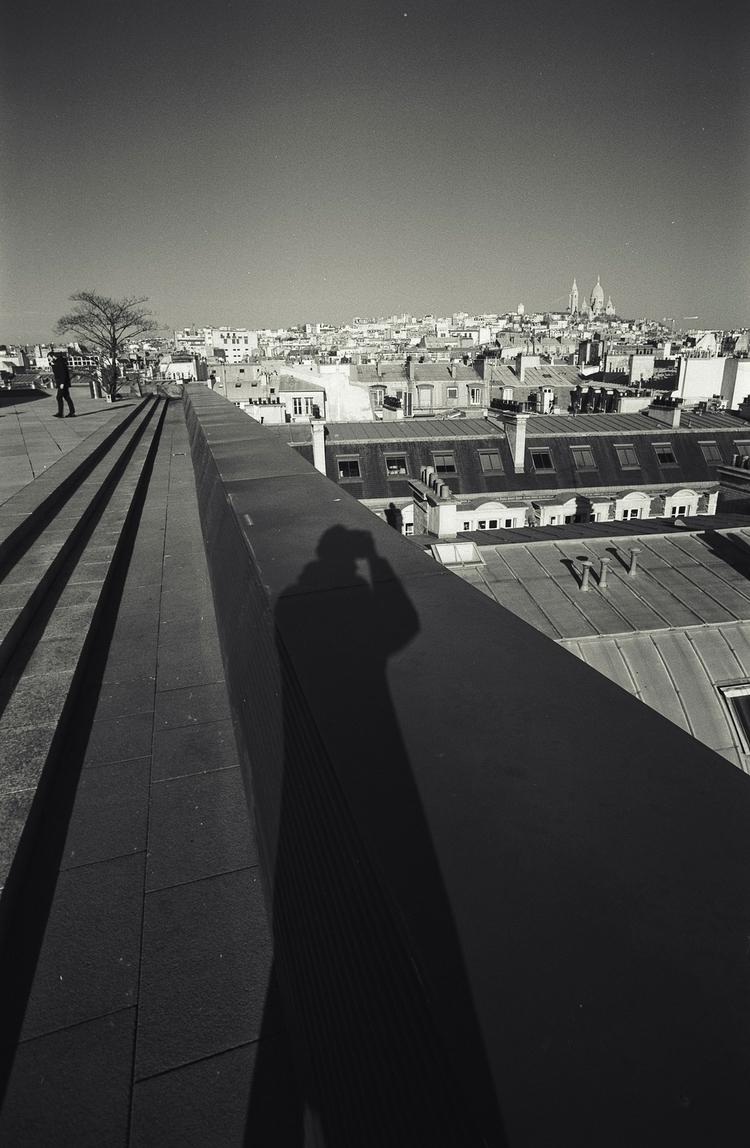 Proper view rooftops - photography - nonophuran | ello