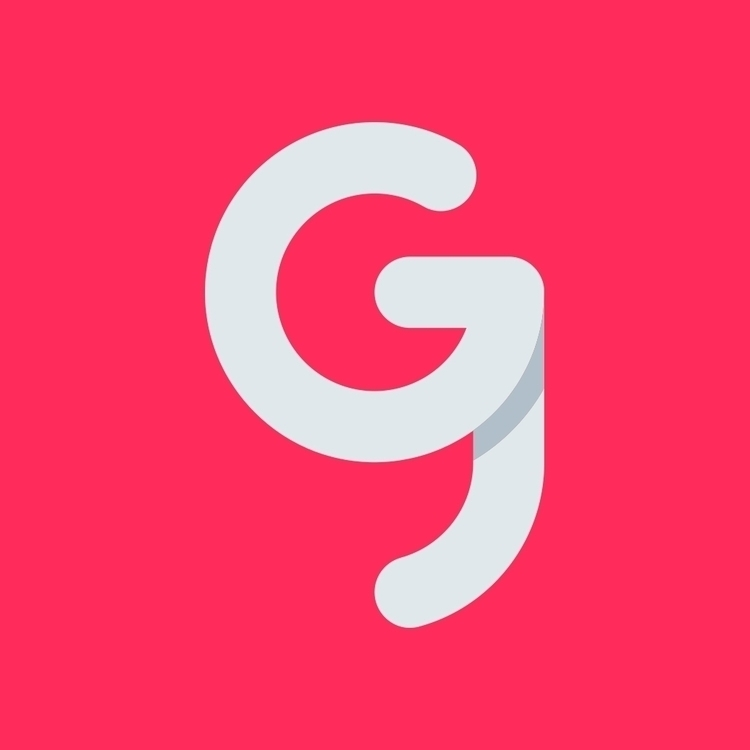 JG Monogram Logo - logo, logodesign - justin-design | ello