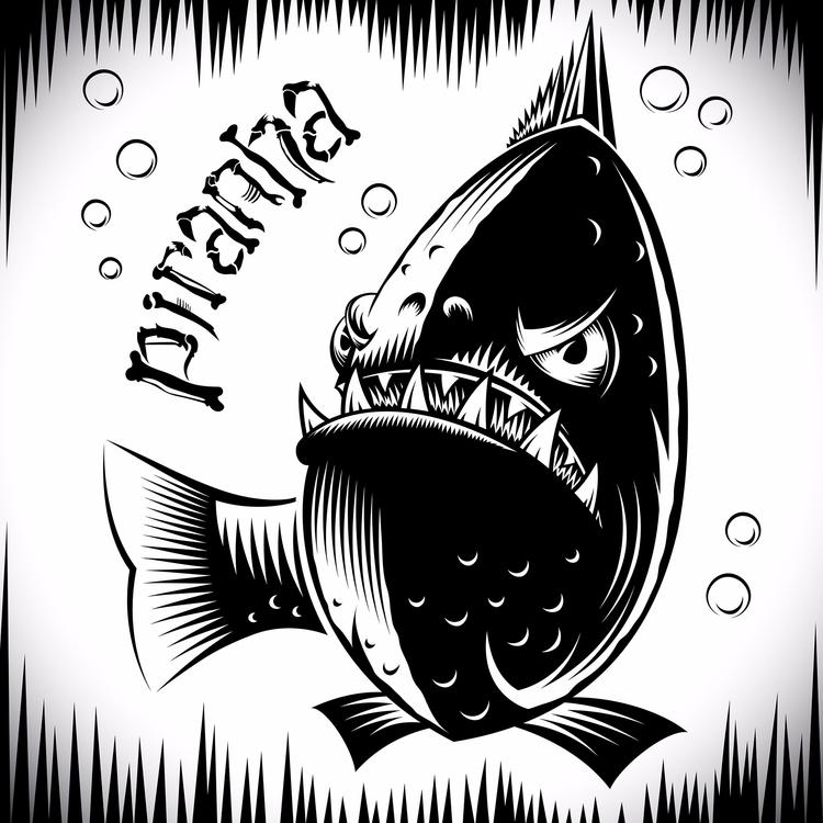 Alex. dedicate Piranha characte - alxrxr | ello