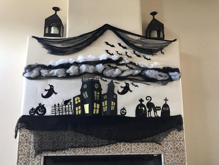 spooky creation. Happy Hallowee - omiridi | ello