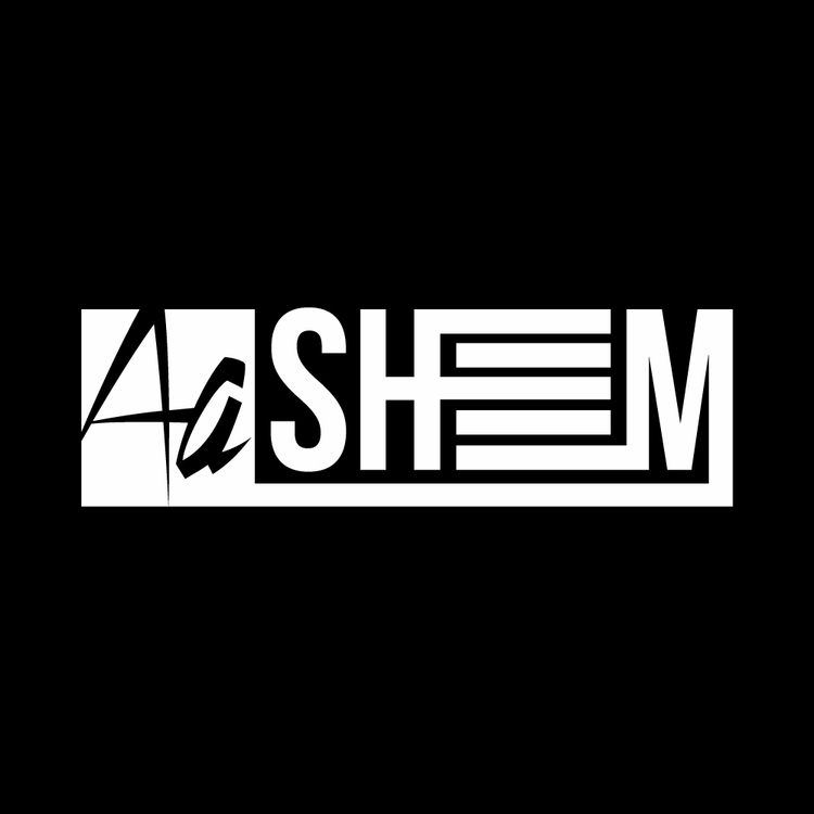 Aasheem - logo, design, typography - markuskoellmann | ello