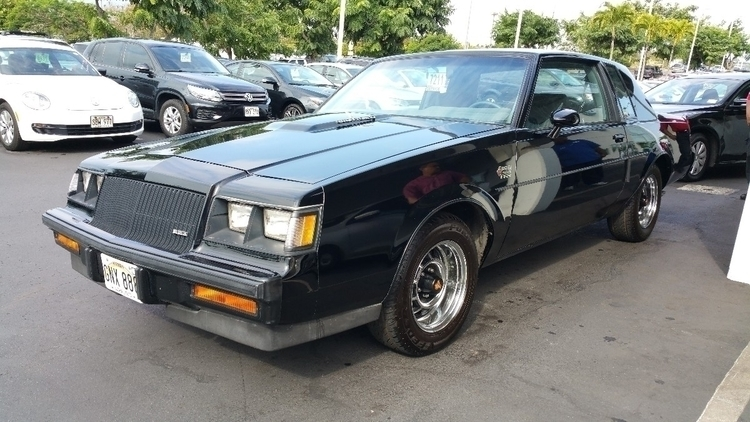 1987 Buick Grand National origi - bigpopparazzi | ello