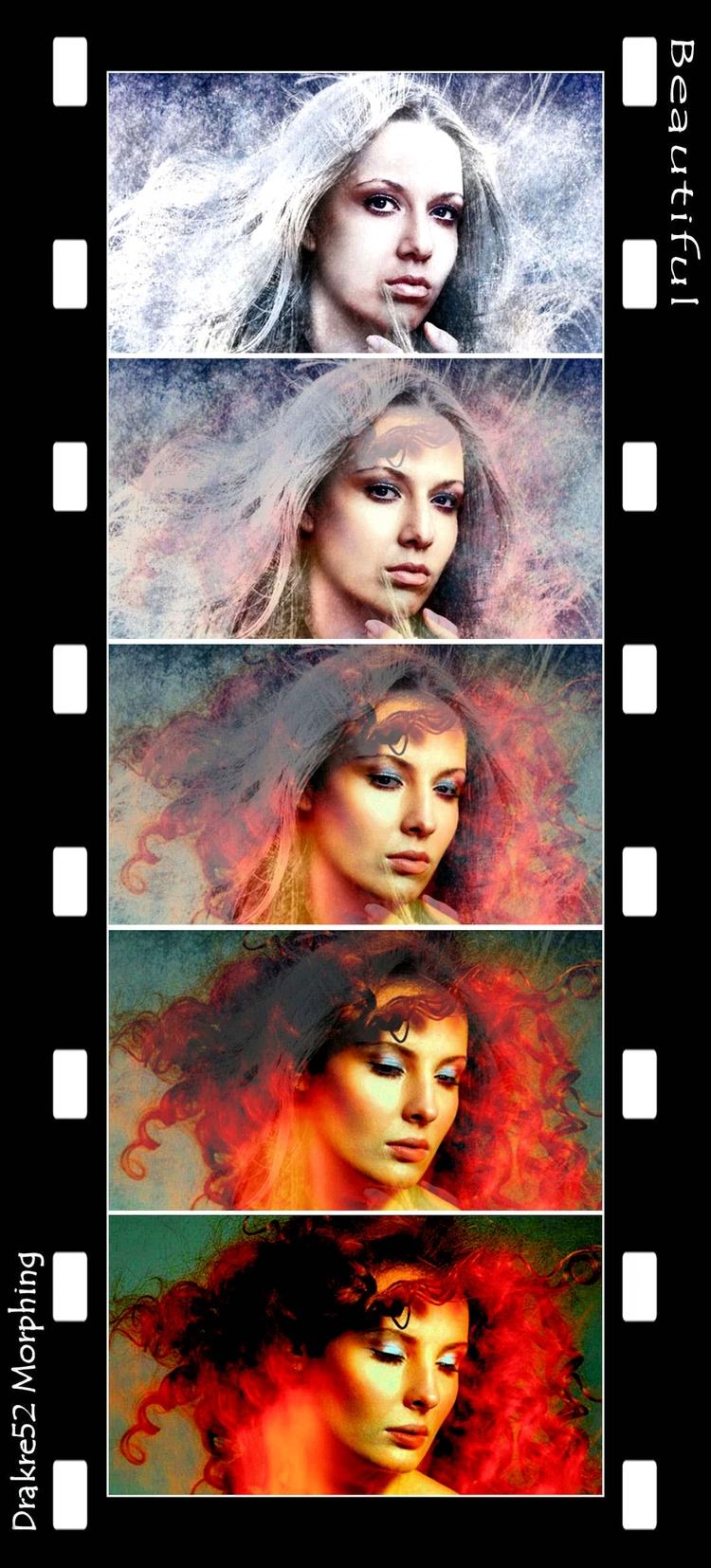 Beautiful Morphing. Film: Page - drakre52   ello