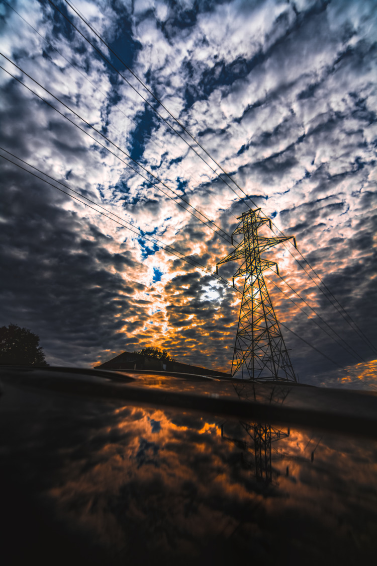 energy flooded skies \ pixel sc - peterkhull | ello
