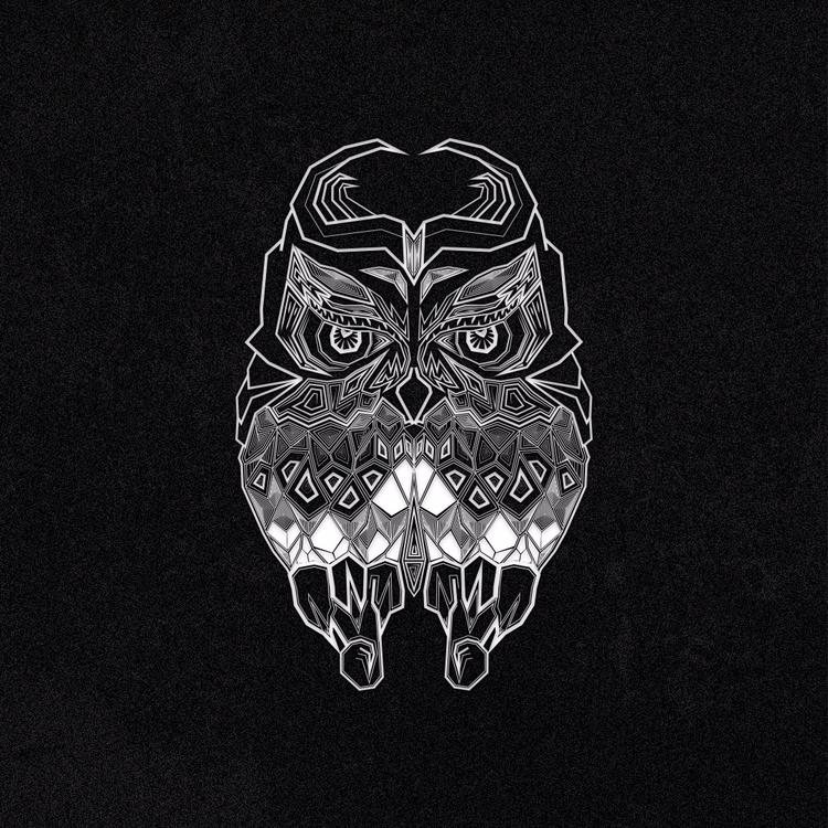 Hoo Hoo. night stalker, Owl ill - perezism_art | ello