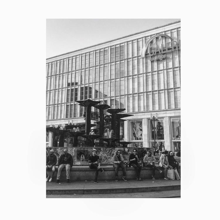 Berlin - photography, berlin, blackandwhite - aanagnostou13 | ello