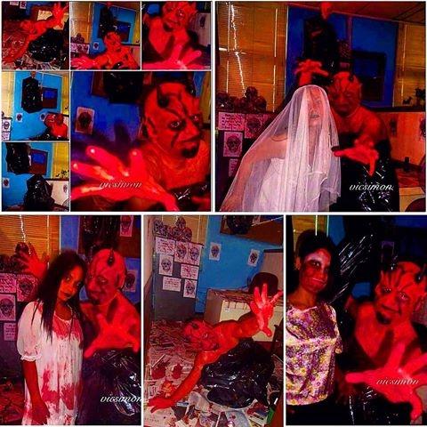 Booo... Happy Halloween - Devil - vicsimon | ello