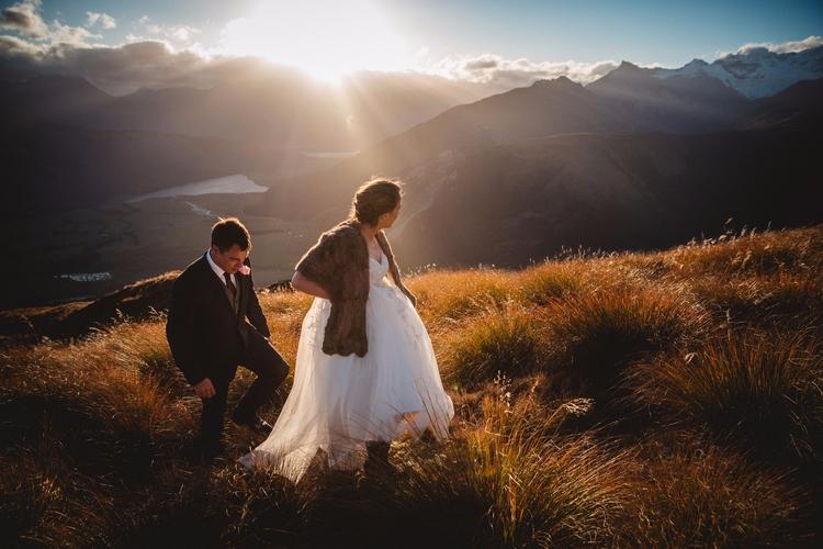 Evening wedding adventures - jimpollard | ello