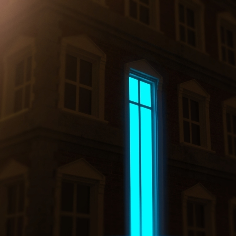Dog Days Summer Nights - 3D, Neighbourhood - aaaronkaufman | ello