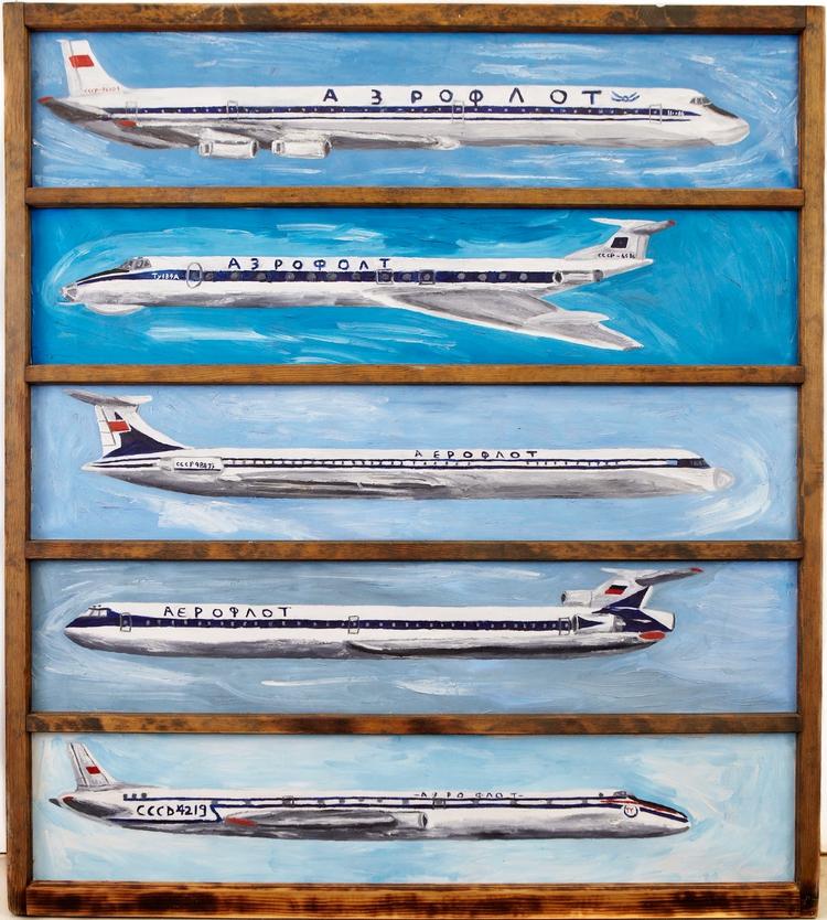 Vahakn Arslanian airplanes list - valosalo | ello