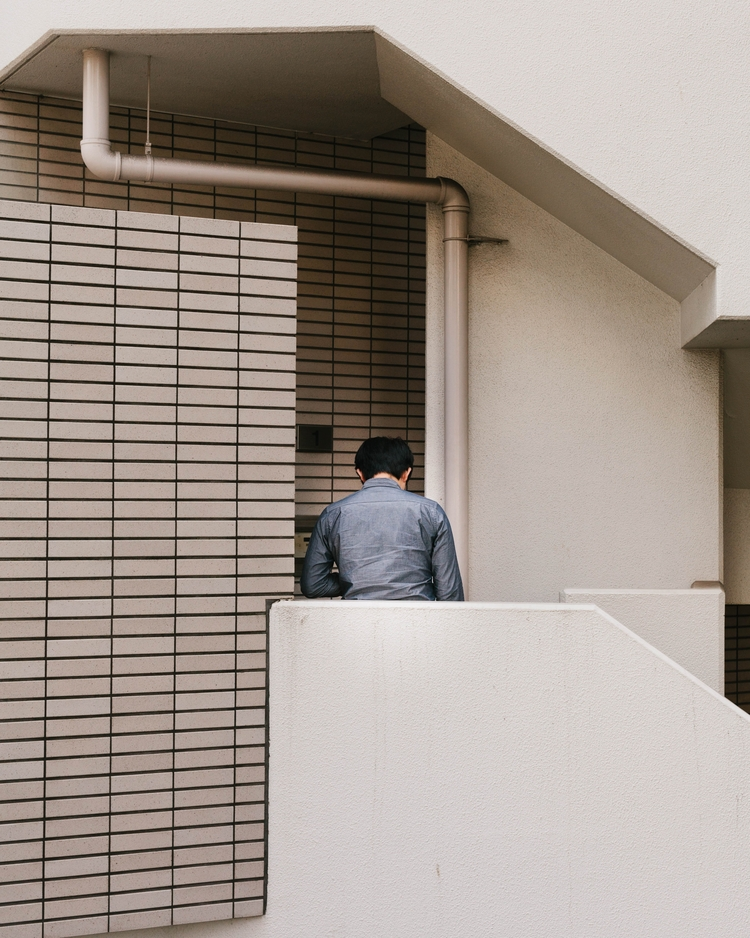 Break Time - tokyo, japan, streetphotography - jonathanpound | ello