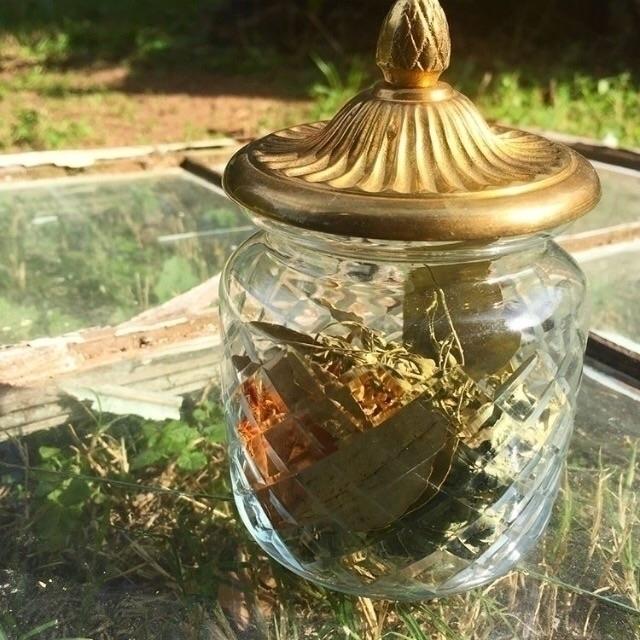 Apothecary Protection Jar • fil - savageapothecary | ello