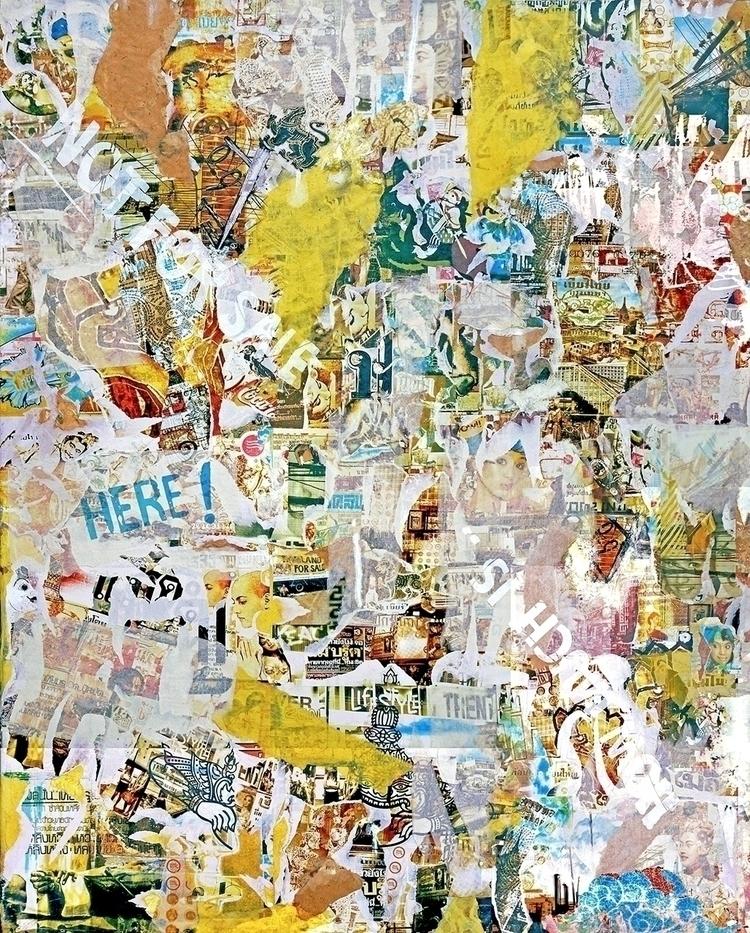collage de siam 2009-2013 remix - chitreesign | ello