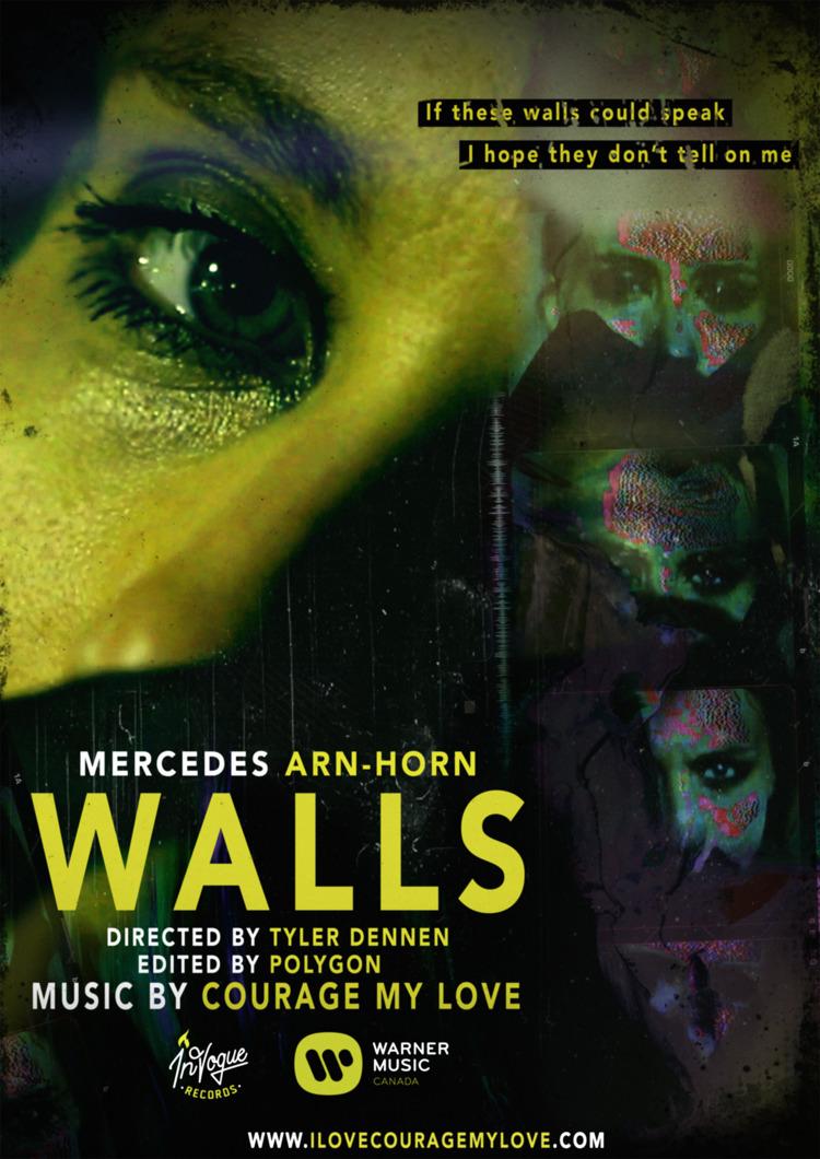 Poster Courage Walls - digitalart - polygon1993 | ello