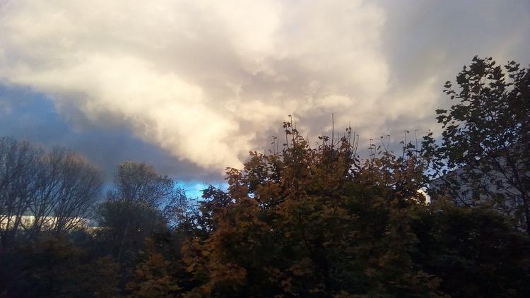 10 minutes - clouds, sun, sky, nature - derleu | ello